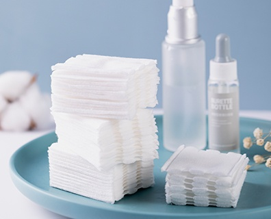 Beauty dry wipes