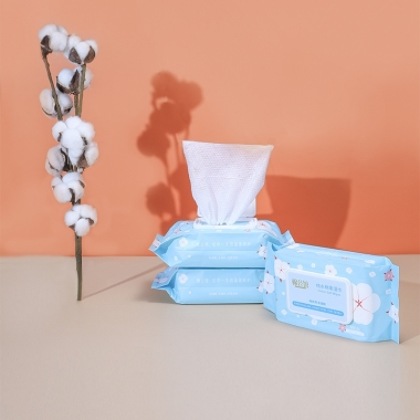 Cotton Soft Wipes